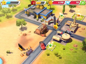 Gameloft: Cars Fast as Lightning